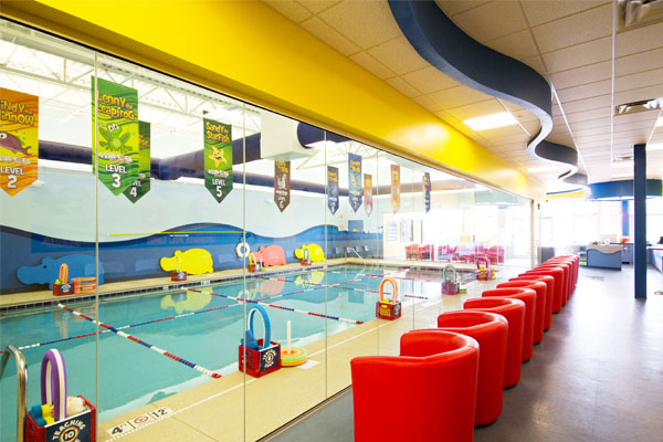 Aqua Tots Swimming Lessons Westerville