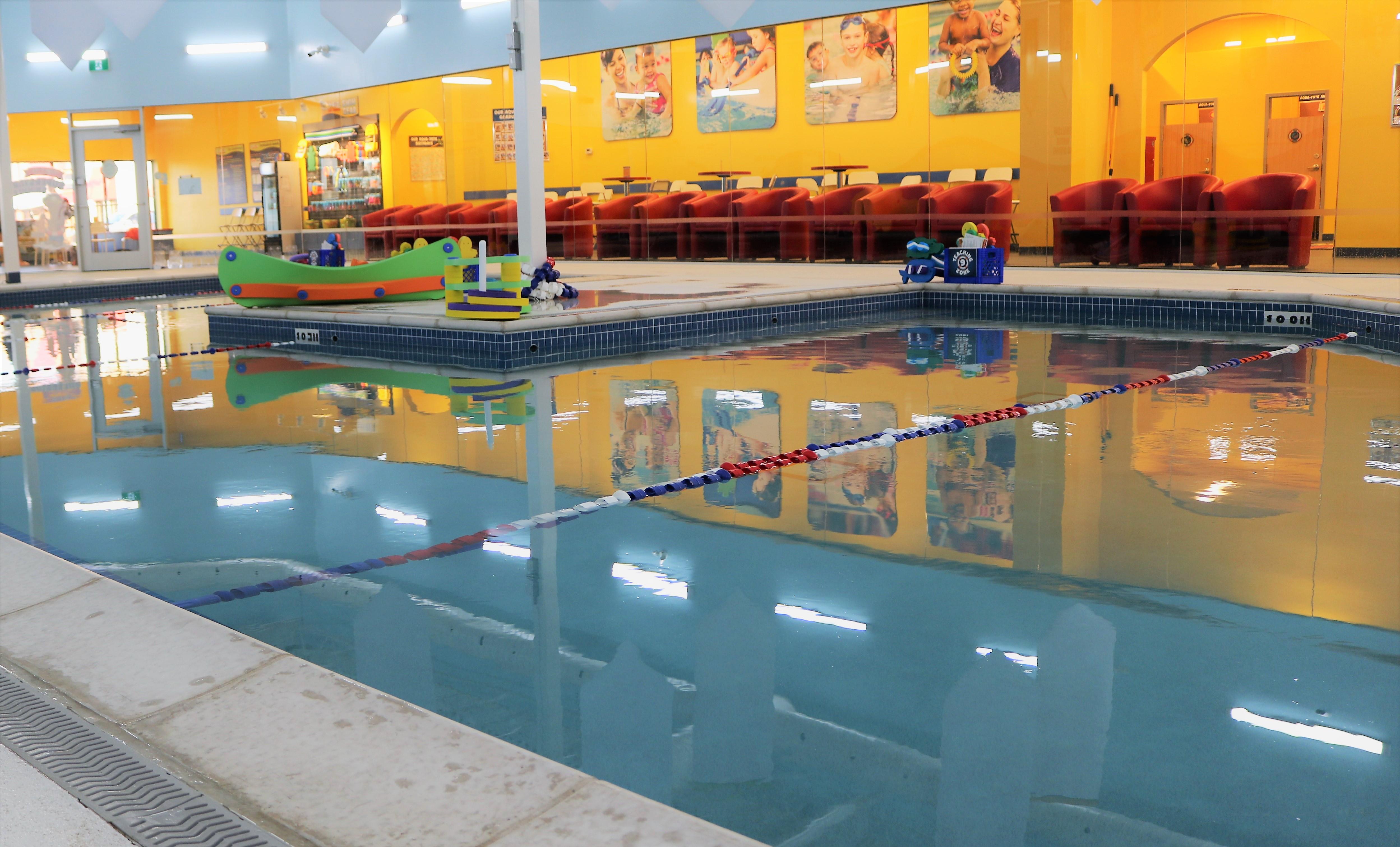 Aqua Tots Swimming Lessons Lagos