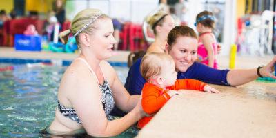 3 Swim Lesson Benefits for New Parents
