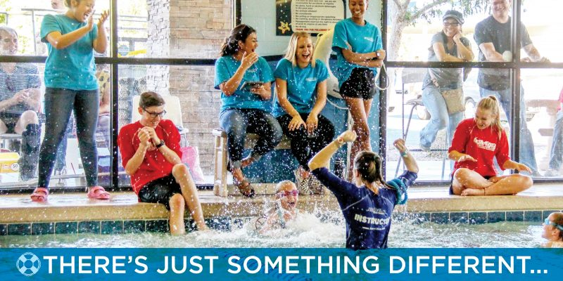Aqua-Tots Swim School BLOG—There's Just Something Different
