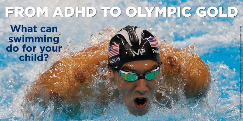 Aqua-Tots Swim School—BLOG—Micheal Phelps-ADHD