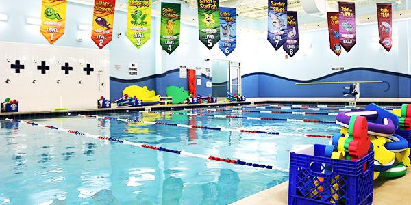 Aqua-tots Swim Schools Burlington indoor pools