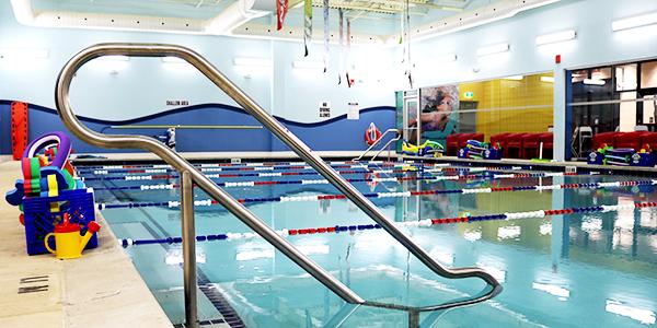 Aqua-tots swim school Burlington