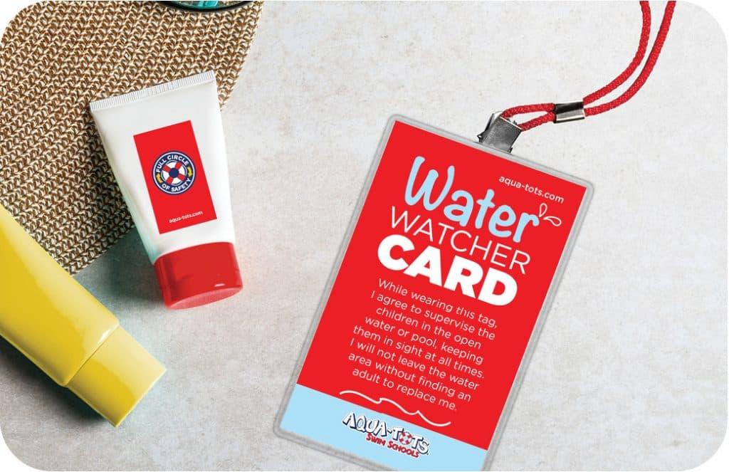 Aqua-Tots Water Watcher Card Download